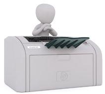 impresora de tinta o laser