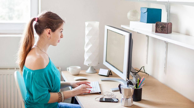 Alternativas para trabajar desde casa